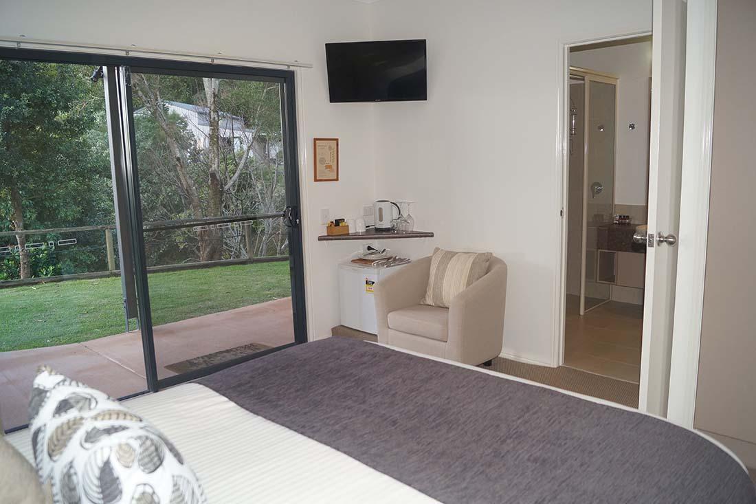 Sunshine Coast hinterland accommodation with disability access