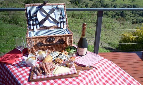 romance package picnic box