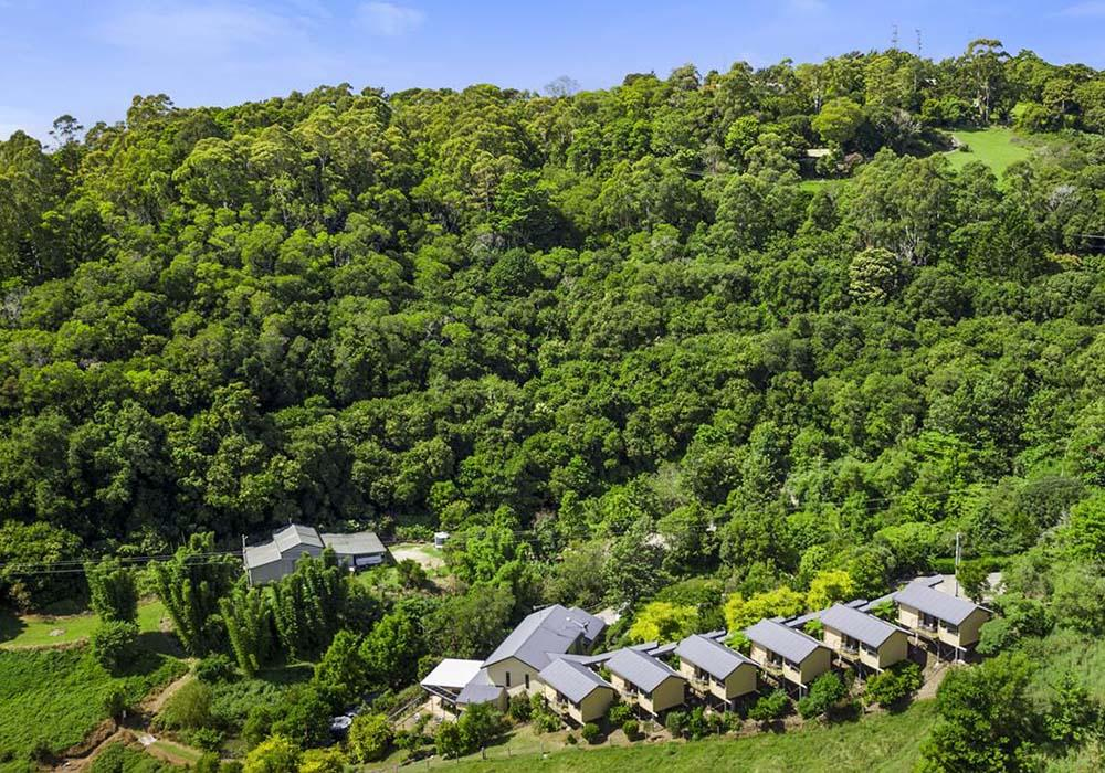 Top of The Hills cabins Maleny