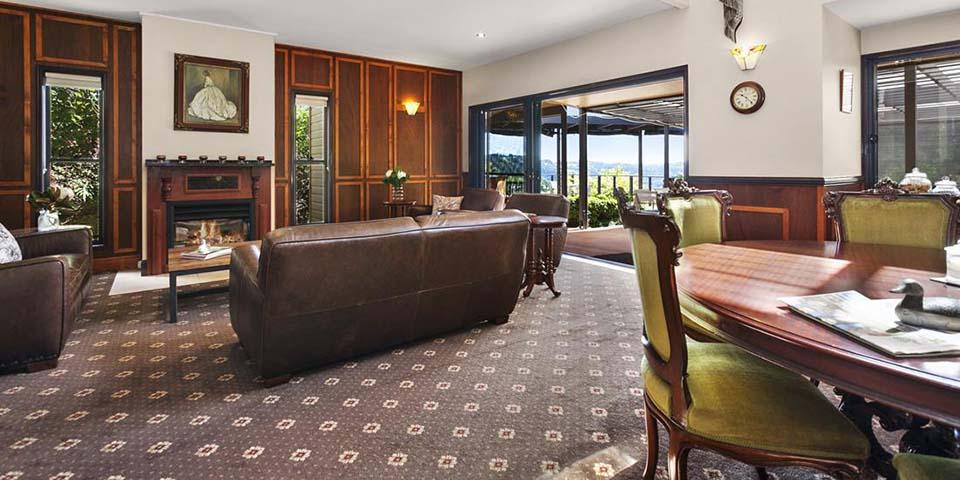 Maleny Accommodation venue lounge