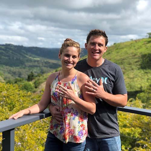 Just Married Sunshine Coast