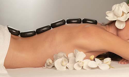 romantic accommodation with massage