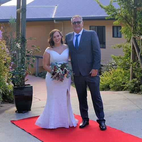 Romantic Getaway Bride