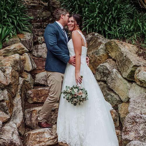 Romantic Getaway Wedding