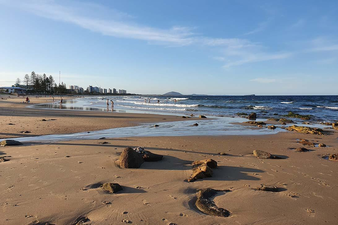 Sunshine Coast Beach