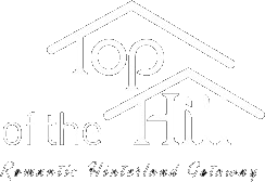 Top of the Hill accommodation Maleny