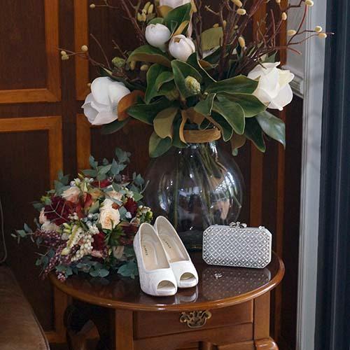 Wedding Preparation Accommodation Maleny
